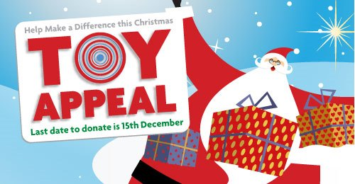Christmas Toy Appeal