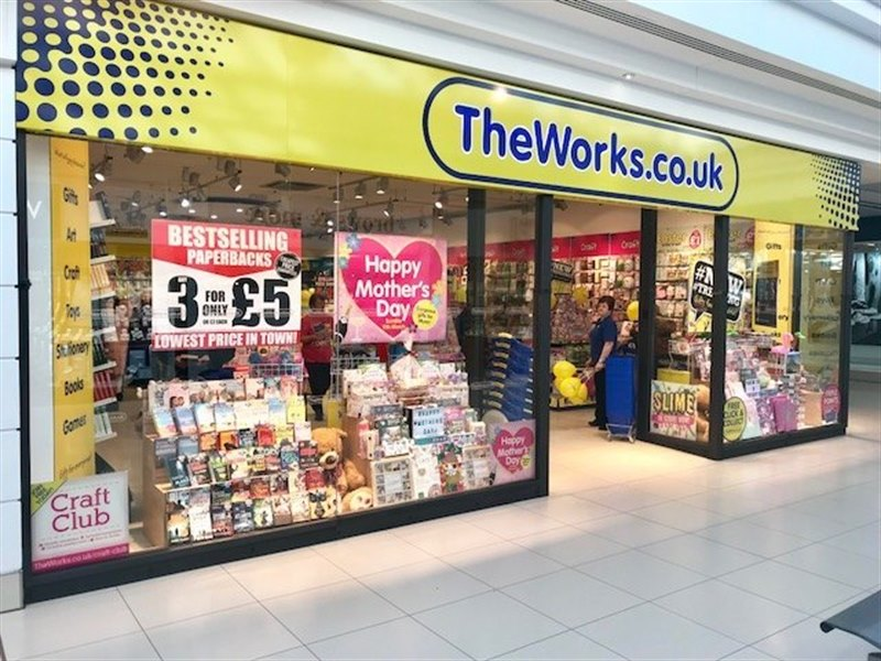 The Works in The Howgate, Falkirk