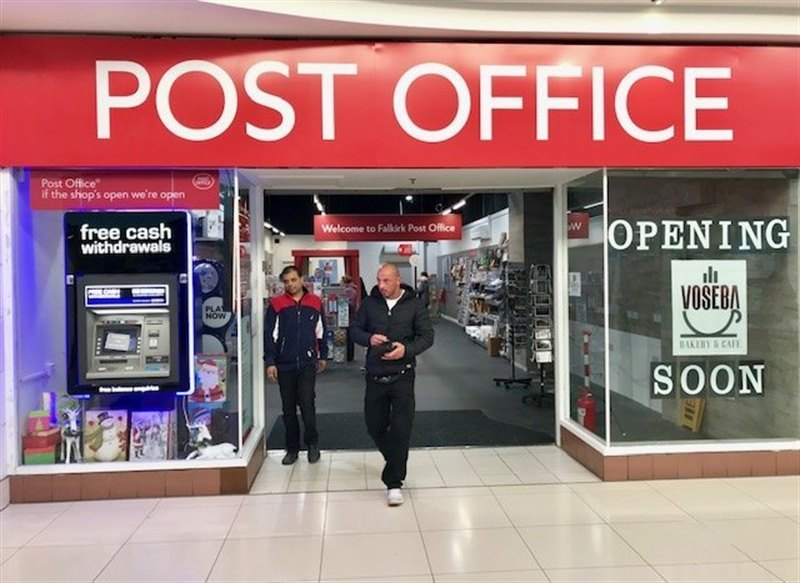 The Howgate Falkirk The Post Office