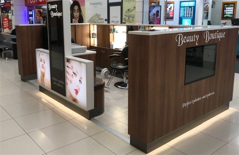 Beauty Boutique in The Howgate, Falkirk